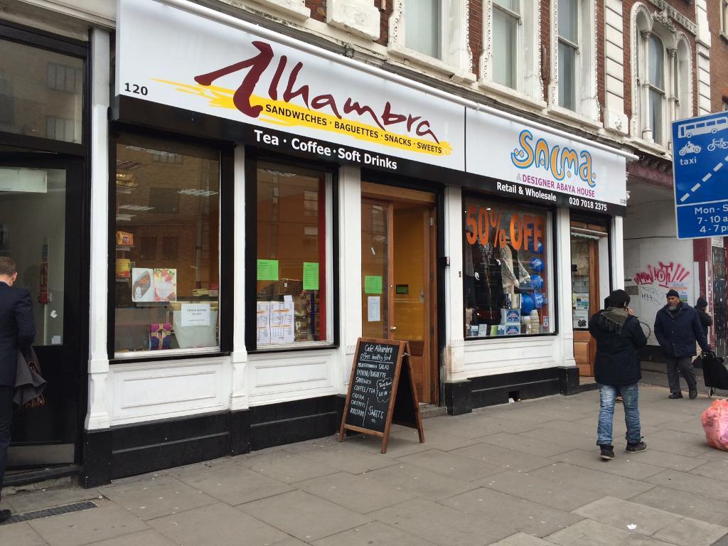 Whitechapel Road, London, E1 1je