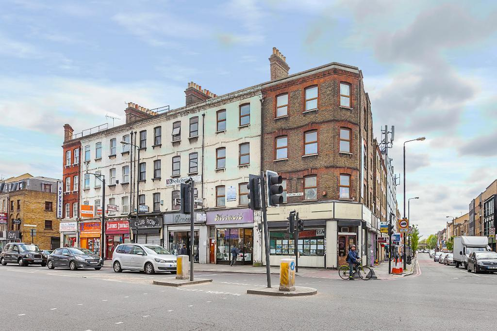 Commercial Road, Shadwell, London, E1 2JY
