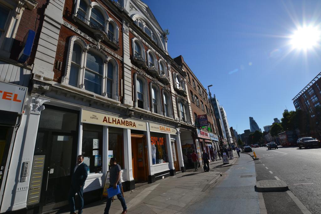 1 Bedroom Flat To Let In Whitechapel Road Whitechapel